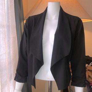 🏷Iris Basic 3/4 Sleeve Open Front Blazer - size S